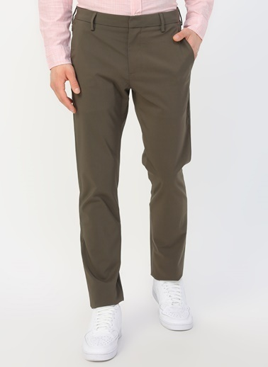 Dockers Dockers Supreme Flex Ultimate Slim Pantolon Yeşil